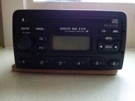 Ford 6000CD RDS radio