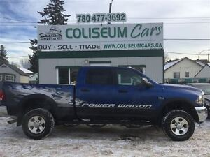 2015 Dodge Ram 2500 RAM POWER WAGON, 4X4, NAV, 55KM