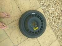 5 stud spare wheel