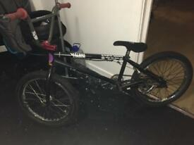 BMX built for speed