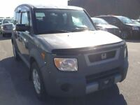 2005 Honda Element Front-wheel Drive