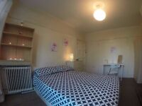*WOW ! HUGE DOUBLE BEDROOM just 1 minute from station *