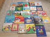 25 Childrens books in excellent condition suitable for ages 1 to 6
