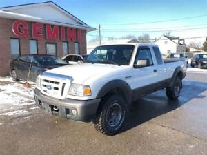 2007 Ford Ranger FX4 Level II 4x4