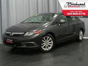 2012 Honda Civic EX-L Navigation & Leather