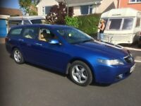 Honda Accord Tourer ictdi 124k recent clutch/flywheel.exhaust manifold .tyres.battery.s/history