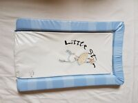 Baby changing mat in excellent condition