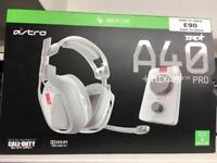 Astro a40 + mixamp pro for Xbox one