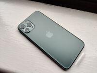 iPhone 11 Pro 256 GB Midnight Green, UNLOCKED