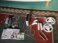 Nintendo Wii Party Games Mario Kart Sports