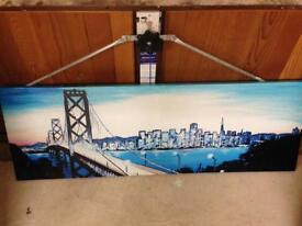 Skyline canvass