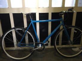 Bike for sale lovely clean blue bike