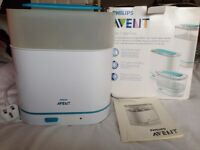 Philips 3 in 1 steriliser