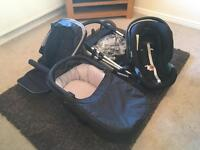 Mammas and Papas complete travel system