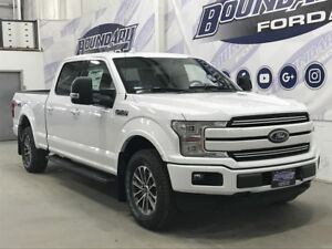 2018 Ford F-150 SuperCrew Lariat Sport 502A 5.0L