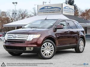 2010 Ford Edge Limited limited leather loaded