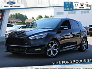 2016 Ford Focus RECARO*CUIR*TOIT*CAMERA*BLUETOOTH*A/C**