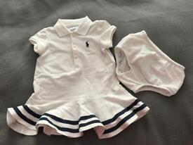 Branded baby girl clothing - 3 items