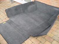Mitsubishi L200 Genuine BedRug Carpet - Excellent Condition