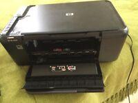 HP deskjet F4580 printer /scanner/copier