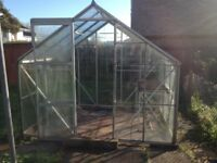 Glass greenhouse for sale (Dismantled)