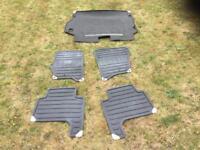 Range Rover rubber mats