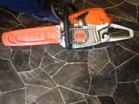 Sthil Chainsaw MS261c 2015