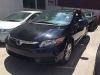 2012 Honda Civic EX A/C MAGS TOIT A VENIR