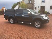 Top Spec 2012 L200 Mitsubishi Barbarian Pic up , Automatic , Great Condition.