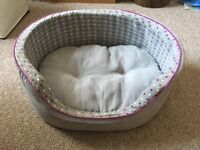 Lovely dogs bed for sale
