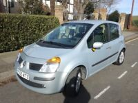2006 RENAULT MODUS DYNAMIQUE 1.5 DCI ONLY £30pa TAX LIKE NOTE POLO FIESTA