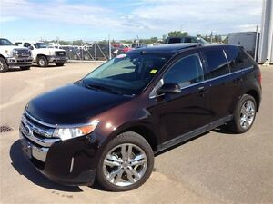 2013 Ford Edge Limited awd- NO PST-Panoramic