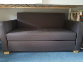 Grey 2 Seater Couch/Sofa