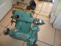 Adamson Industrial Blind Hemmer Felling Sewing machine