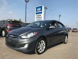 2013 Hyundai Accent GLS, Toit ouvrant, Mag
