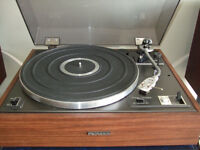 PIONEER PL15-R TURNTABLE
