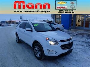 2016 Chevrolet Equinox LT - Heated seats, Remote start, Sunroof,
