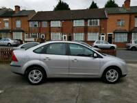 2007 Ford Focus Ghia 1.6 Auto Saloon, 5dr, Low Mileage