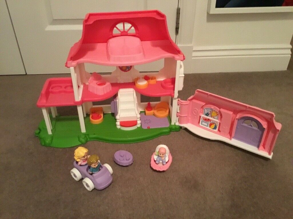 Fisher Price Little People Dolls House In East Kilbride Glasgow