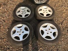 Peugeot alloys