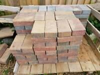 Paving bricks 160