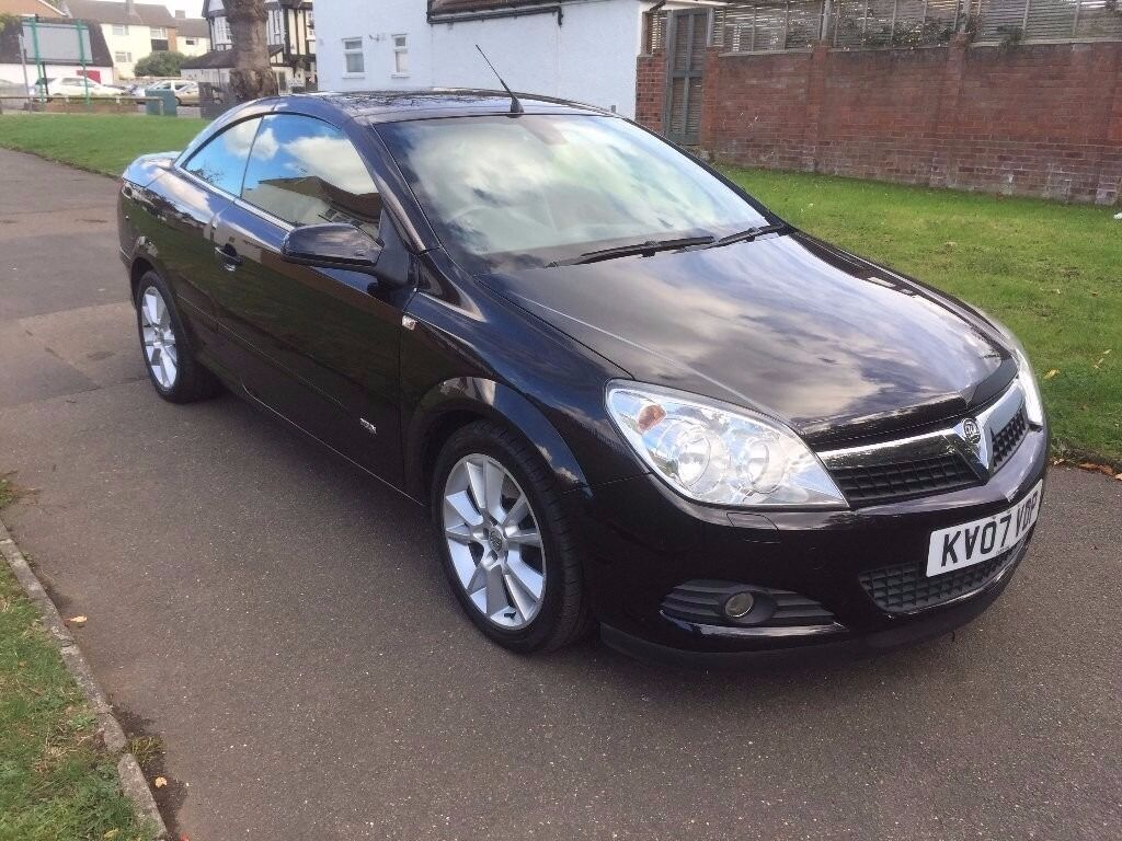 Vauxhall Astra 2.0 i Design Twin Top 2dr p/x welcome SAT NAV , FREE WARRANTY