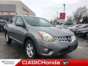 2013 Nissan Rogue S | CLEAN CARPROOF | ALLOYS | BLUETOOTH |