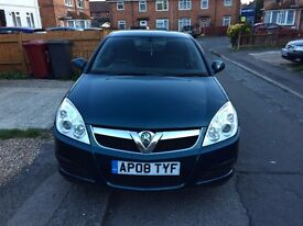 VAUXHALL VECTRA IMMACULATE CONDITION INSIDE OUT, SERVICE HISTORY, VERY GOOD ON FUEL