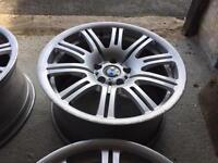 BMW M3 E46 Alloys