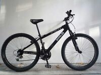 "(908) 26"" 14"" X-RATED X.05 BOYS GIRLS YOUTH ADULT MOUNTAIN BIKE BICYCLE Age: 11+; Height: 145-165 cm"
