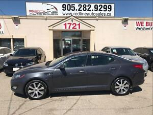 2011 Kia Optima EX Luxury, Navi, Pano Roof, WE APPROVE ALL CREDI