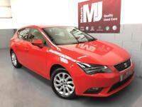 2014 SEAT LEON 1.6 TDI SE TECH PACK
