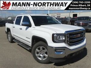 2017 GMC Sierra 1500 SLT | Leather, 6.2L V8, Tow Package.