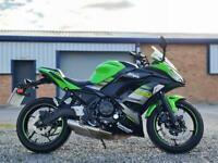 Kawasaki ninja 650 KRT Edition 2018